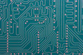 Close-Up Of Circuit Board Royalty Free Stock Photo