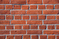 Close up cphoto of red brick Royalty Free Stock Images