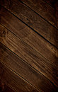 Close up dark rich wood grain texture background diagonal lines Stock Photos