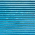 Close up of detail of slide door Stock Photo