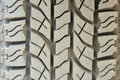 Close up dirty tire foot print background Royalty Free Stock Photos