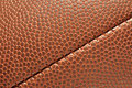 Close-up of Football Texture Stock Photo