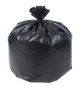 Close up of a garbage bag Stock Photography