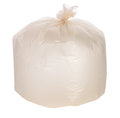Close up of a garbage bag Royalty Free Stock Image