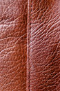 Close-up genuine leather background Stock Image