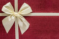 Close up of gift box Royalty Free Stock Photo