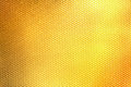 Close up golden modern texture for glamour holiday background Royalty Free Stock Photo