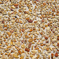 Close up gravel background Royalty Free Stock Images