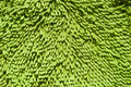 Close up green rug with details Royalty Free Stock Photo