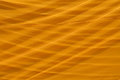 Close up large sheet orange material covering reclining buddha thailand Royalty Free Stock Photo