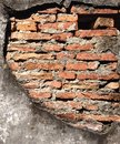 Close up old wall texture background Royalty Free Stock Photo