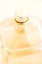 Close up parfume bottle of perfume Royalty Free Stock Images