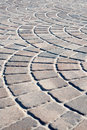 Close up of Pavers Royalty Free Stock Photo
