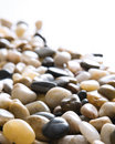 Close up of pebbles Stock Images