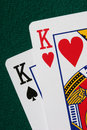 Close-up of pocket kings Stock Images