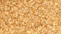 Close up porridge oats background texture diet healthy nutrition of as or and Stock Images