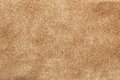 Close up shammy leather texture beige suede soft as background old brown chamois fluffy and soft Stock Photography