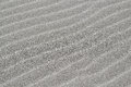 Close up shot sand pattern lines Royalty Free Stock Photography