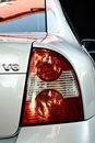 Close-up of taillight Royalty Free Stock Photo