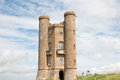 Close up of the tower broadway near broadway in cotswolds in worcestershire in england Royalty Free Stock Image