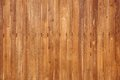 Close up of vertical  wooden fence Stock Photo