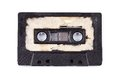 Close up of a vintage audio tape Royalty Free Stock Photo