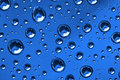 Close Up Of Water Drops