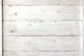 Close Up Of White Wood Planks Panel Background And Texture Royalty Free Stock Photo