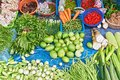 Close-up of a wide array of different fresh vegetables