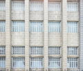 Close up window of building,texture background Royalty Free Stock Photo