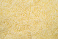 Close view of grated Pecorino Romano cheese Royalty Free Stock Photo