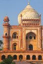 Close view of Safdarjung Tomb, New Delhi, India Royalty Free Stock Photo