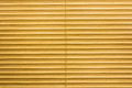 Closed blinds texture Royalty Free Stock Photo