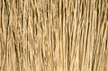 Closeup of broom a straw Royalty Free Stock Image