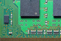 Title: Computer hardware, circuit board.