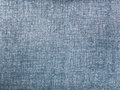 Closeup of fabric texture blue background Royalty Free Stock Photo