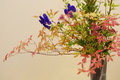 Closeup of Ikebana. Royalty Free Stock Photo