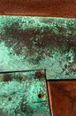Rust and Patina Royalty Free Stock Photo