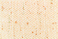 Closeup of orange, yellow and green colored wallpaper with white dots Royalty Free Stock Photo