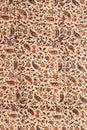 Closeup of persian carpet Royalty Free Stock Photo