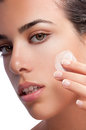 Moisturizer Cream Royalty Free Stock Photo