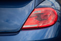 Closeup of a taillight Royalty Free Stock Photo