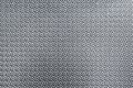 Closeup texture of gray metal plate Royalty Free Stock Photos