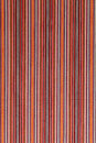 Cloth handmade with colorful stripes Royalty Free Stock Photo
