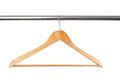 Cloth hanger Royalty Free Stock Image