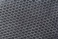 Cloth net texture close up inside handbag Royalty Free Stock Photography