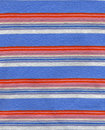 Cloth with stripes texture Royalty Free Stock Photos