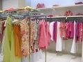 Oblečenie v obchod
