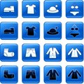 Clothing buttons Royalty Free Stock Photography