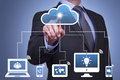 Cloud Computing Concepts Royalty Free Stock Photo